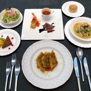 【レストラン】5月マンスリーランチのご案内